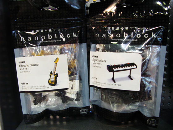 nanoblock инструменты