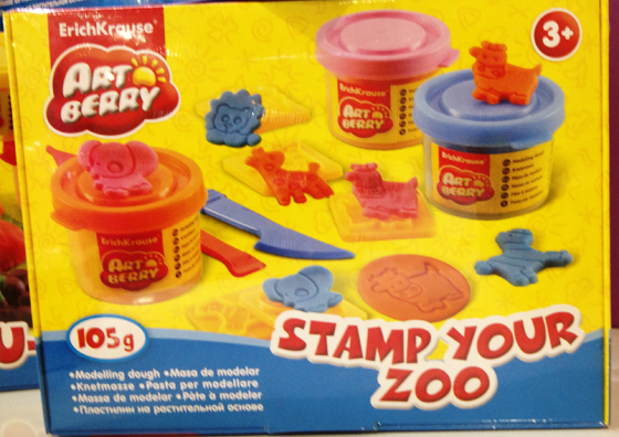 stamp your zoo