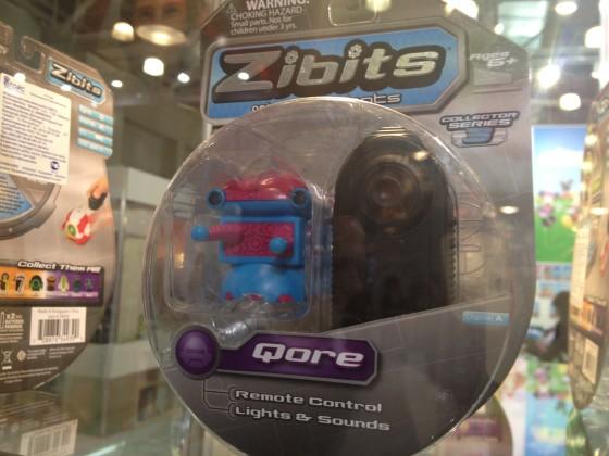 радиоуправляемые роботы zibits
