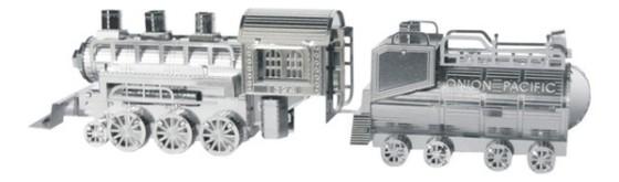 сборные модели из металла
