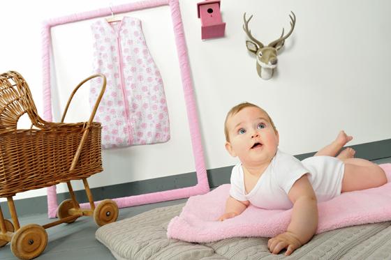 спальный мешочек для девочки