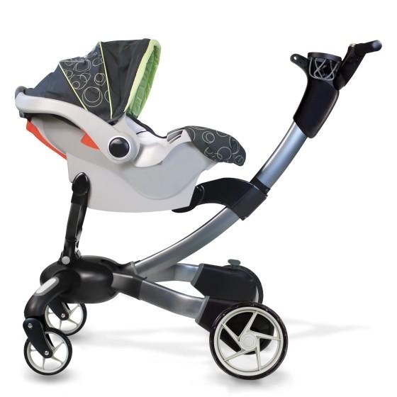 коляска с зарядкой для iphone