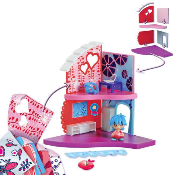детская игра - дизайн помещений