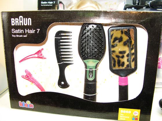 игрушки для укладки волос