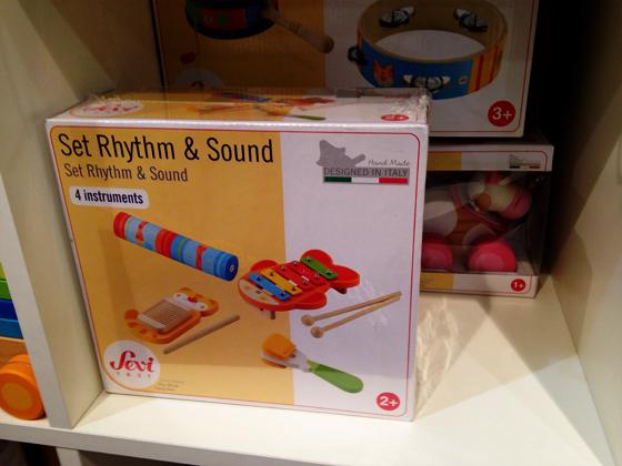 set rhythr and sound (sevi)