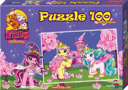 puzzle filly