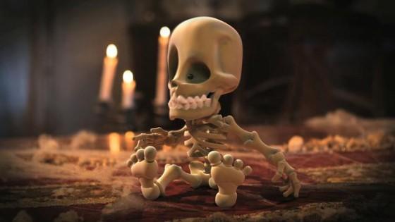 скелетончик Джонни