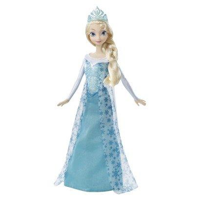 Magic Elsa Doll