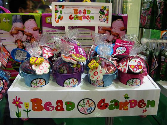 bead garden