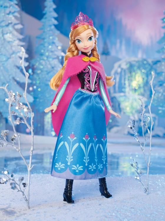 frozen Doll Anna