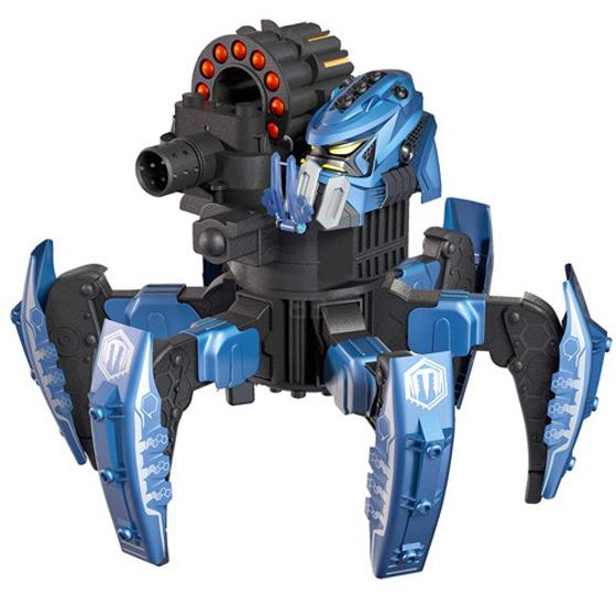 Combat Creatures blue