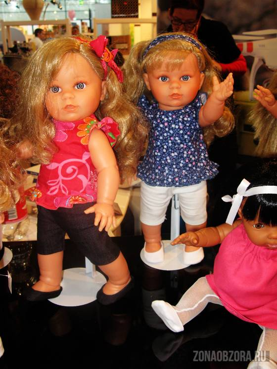 Letizzia Marso dolls
