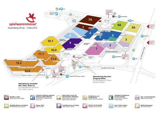 карта выстовачного центра