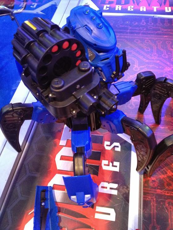 ugly robot