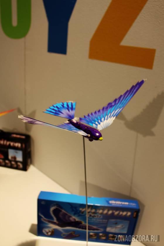 BIONIC BIRD toys