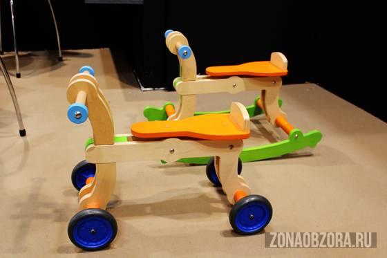 большие игрушки-трансформеры