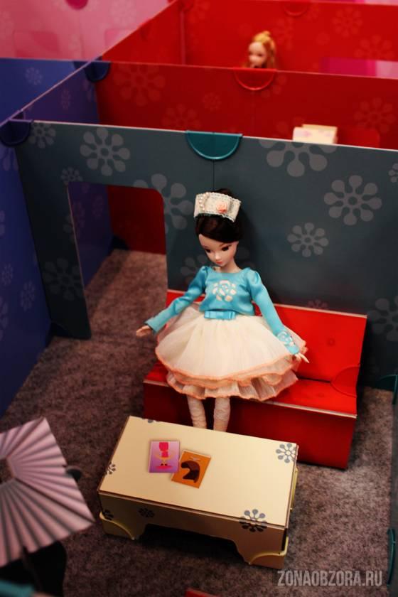 домик для кукол