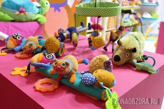 красивые погремушки для малышей