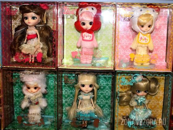 Куклы Groove