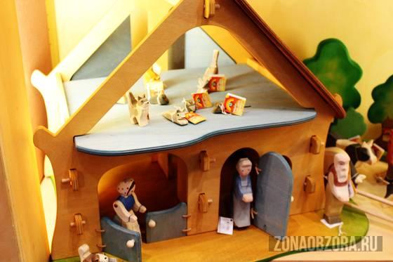 Оstheimer wood toys