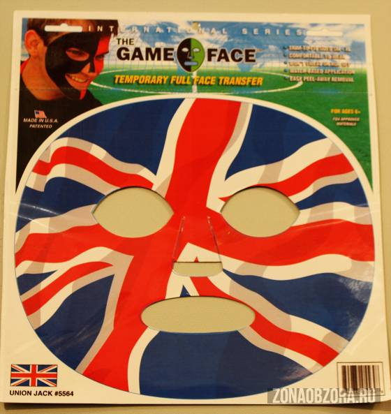 Tempory face tatoos great britan