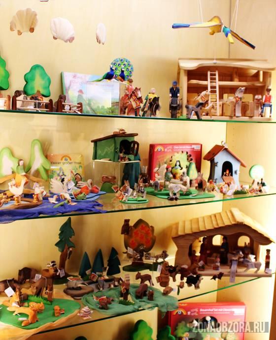 игрушки Ostheimer
