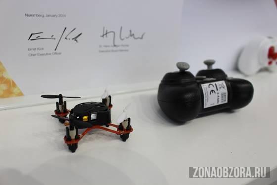 Revell Control XS Nano Quad Micro Quadrocopter