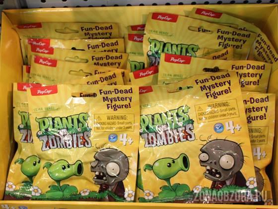 Plants vs Zombies toy