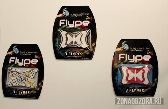 3 flypes