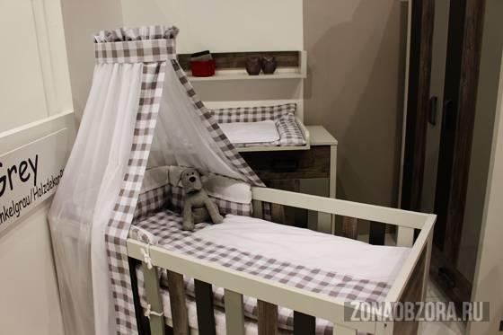 Детская мебель Milano Pinie