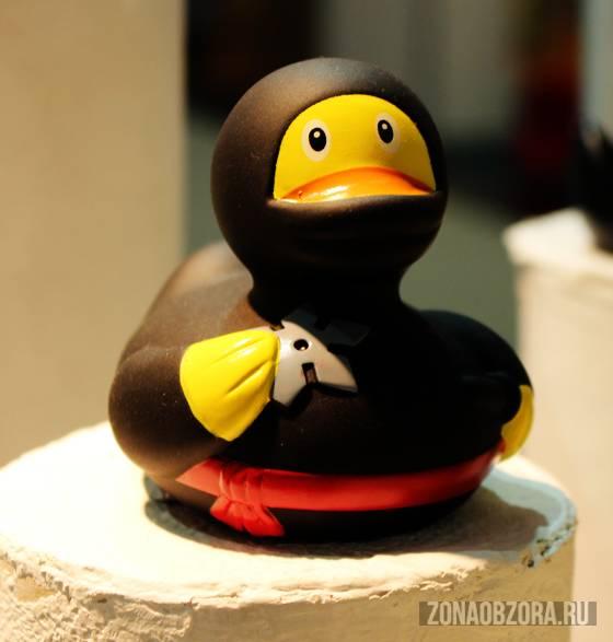 LiLaLu duck