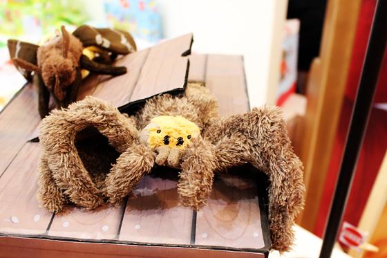 spider trudi