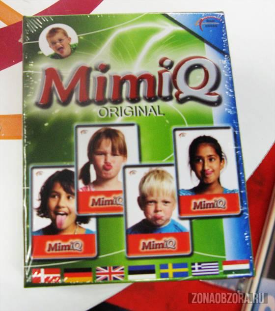 Настольная игра Mimiq