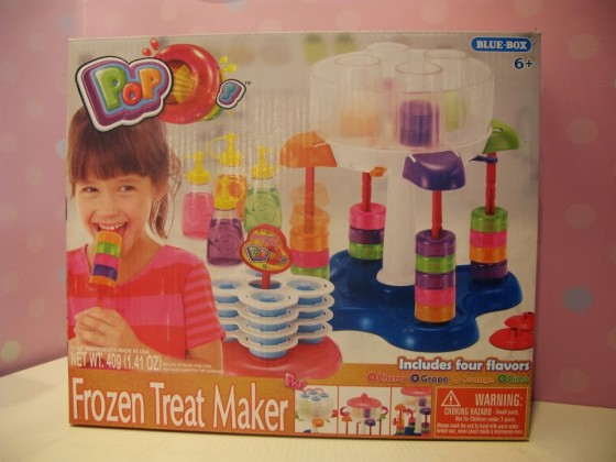 набор frozen treat maker