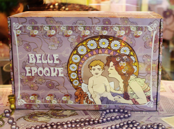 Belle Epoque for mother