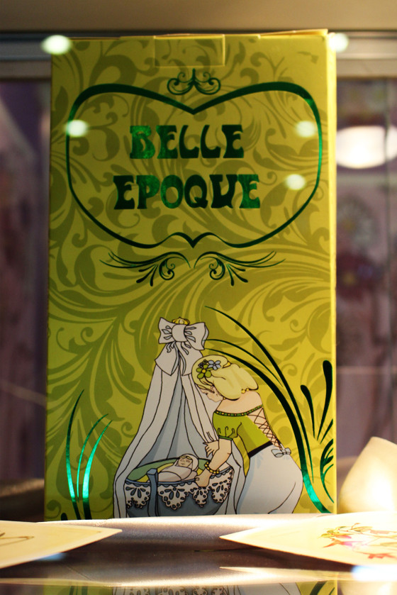Belle Epoque for mother and baby