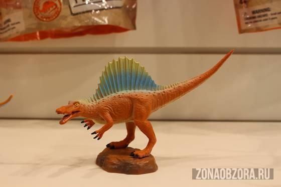 Охота на динозавров.  Фигурки Jurassic hunters  от Geo World