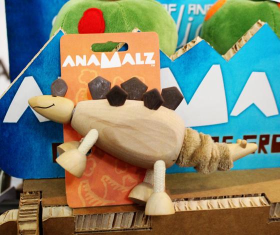 Деревянные чудики. Игрушки AnaMalz
